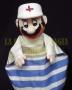 Marioneta Mario Bros. Enfermero