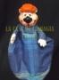 Marioneta Oso Yogi