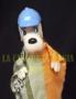 Marioneta Perrito Con Gorra