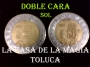 Moneda Doble Cara (De $5 SOL)