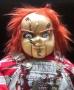 Muñeco Ventrílocuo-Chucky Diabólico