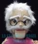 Muñeco Ventrílocuo-Mini Abuelo