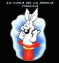 Paleta Conejo y Sombrero