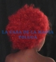 Peluca China Chica Afro-Rojo