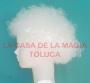 Peluca China Mediana Afro-Blanco