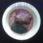 Plato Con Comida-Carne De Res Con Frijoles Negros