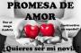 Promesa De Amor-¿Quieres ser mi novia?