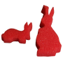 Rabbits, Rabbits Everywhere (Ultra Suaves) Por:Goshman