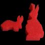 Rabbits, Rabbits Everywhere (Ultra Suaves) Por:Goshman