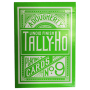 Tally Ho Reverse Circle-(Green)Ed. Limitada/Aloy Studio