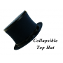 Top Hat Colapsable Premium Magic (Negro)