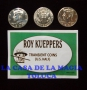 Transient Coins(Medio Dólar) Por: Roy Kueppers