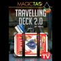 Travelling Deck 2.0 (Rojo) Por: Takel