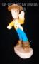 Woody De Toy Story Bailarín