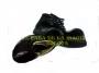 Zapatos Para Payaso Piel-Negro