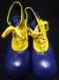Zapatos Para Payaso Piel