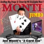 3 Card Joe-Joe Monti
