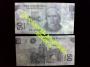 Billete Flash Doble Vista-De 50 Pesos