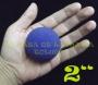 "Bola De Esponja Azul 2""(Por Pieza)"