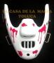 Bozal de Hannibal Lecter-Blanco