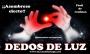 Dedos De Luz-Rojo (Par)