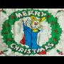"Seda De Producción 16 X 16"" Merry Christmas"