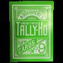 Tally Ho Reverse Circle-(Green)Ed. Limitada/Aloy Studio