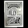 Tally Ho Reverse Circle-(White)Ed.Limitada/Aloy Studios