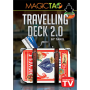 Travelling Deck 2.0 (Azul) Por: Takel
